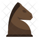 Strategy Chess Horse Icon