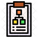 Strategy Planning Tactical Icon