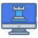 Strategy Monitor Screen Icon