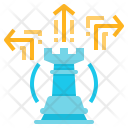 Strategy Direction Decision Icon