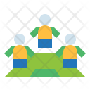 Strategy Planning Position Icon