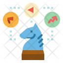 Strategy Plan Chess Icon