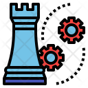 Plan Strategy Mission Icon