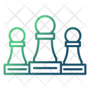 Strategy Planning Puzzle Icon