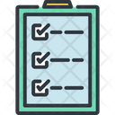 Strategy Report Business Icon