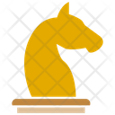 Chess Horse Game Icon
