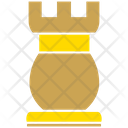 Chess Castle Strategy Icon