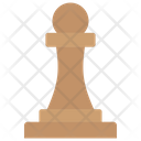 Chess Piece Planning Strategy Icon