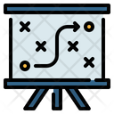 Strategy Board Icon