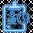 Strategy Deadline Icon