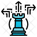 Strategy Direction Icon