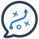 Strategy Discussion Icon