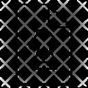 Trojan File Virus Icon