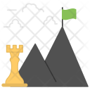 Strategy For Success Icon
