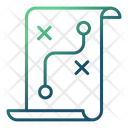Strategy Ideas Icon