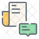 Strategy Message Icon