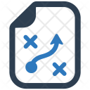 Strategy Plan Planning Icon