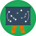 Strategy Plan Target Icon