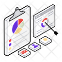 Strategy Report Icon