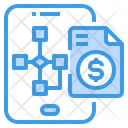 Tablet Strategy Plan Icon
