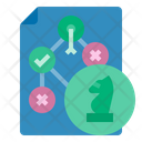 Strategy Selection Business Strategy Strategy Icon