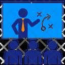 Strategy Training Icon