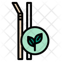 Straw Natural Plant Icon