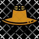 Straw hat Icon