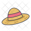 Straw Hat Straw Hat Icon