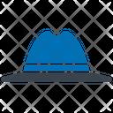 Straw Hat Beach Hat Hat Icon