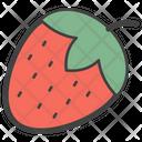 Strawberry Fruity Berry Icon