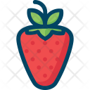 Strawberry Berry Sweet Icon