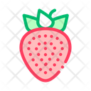 Healthy Food Fruit Icon