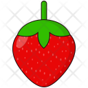 Strawberry Berry Food Icon