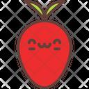 Strawberry Nature Fresh Icon