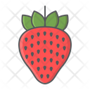 Strawberry Food Berry Icon