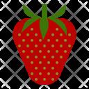 Strawberry Fruit Berry Icon