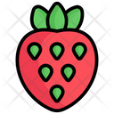Strawberry Food Fruit Icon