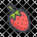 Raspberry Berry Juicy Icon