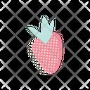 Strawberry Fruit Sweet Icon