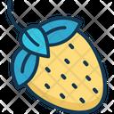 Strawberry Berry Fruit Icon