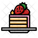 Cake Food Sweet Icon