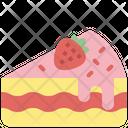 Strawberry Cheesecake Icon