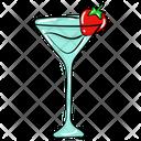 Strawberry Daiquiri Icon