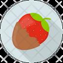 Strawberry Dip Icon
