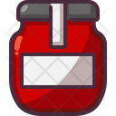 Strawberry Jam Jam Conserve Icon