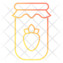 Strawberry Jar Icon