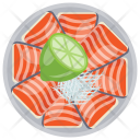 Streaky Bacon Uk Icon