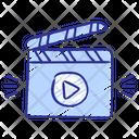 Live Media Stream Icon