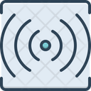 Stream Router Broadcast Icon